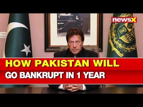 Pakistan Terror Bank: How Pakistan will get Bankrupt in 1 Year? Pak PM Imran Khan