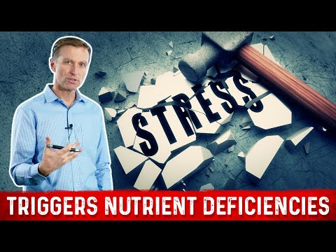 Stress Depletes These Nutrients