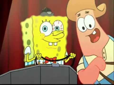 Spongebob sings Im a Barbie Girl