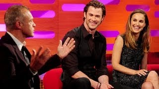 Getting shocked by an electric fence - The Graham Norton Show: Series 14 Episode 2 Preview - BBC One