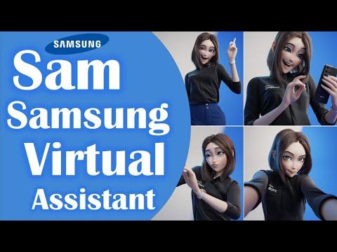 Samsung Galaxy Virtual Assistant Sam | New Samsung Virtual Assistant SAM | What is Sam Virtual 3D?