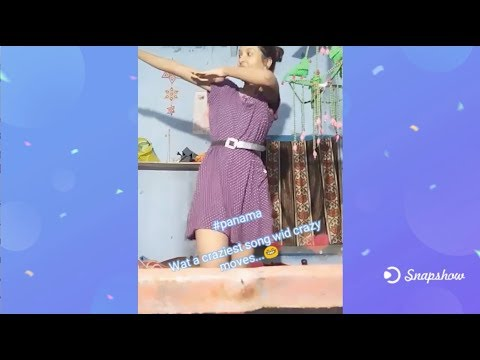 Panama Dance  SnapShow New Challenge
