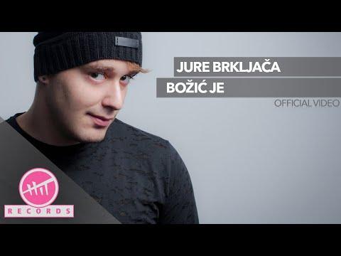 Jure Brkljača - Božić je (Lyrics Video)