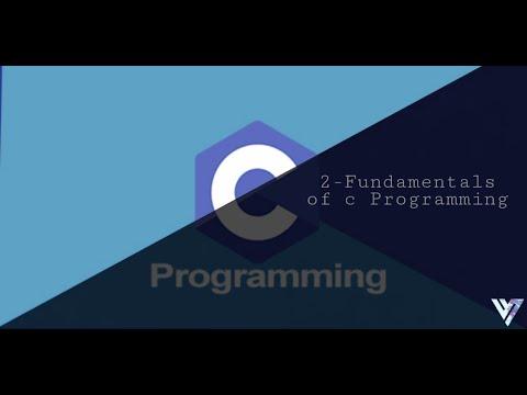 C programming Tutorial | Learn  C programming | C language 1(4) thumbnail