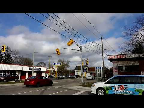 2018 May 4, Strong Wind damaged traffic lights