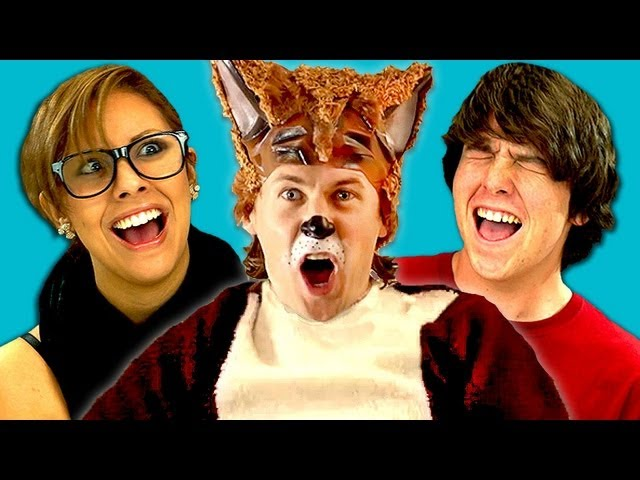 TEENS REACT TO YLVIS - THE FOX Travel Video