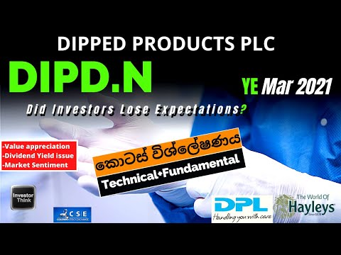 Download 🇱🇰Dipped Products PLC (DIPD.N)| Market Sentiment | Fundamental & Technical Analysis | YE March 2021