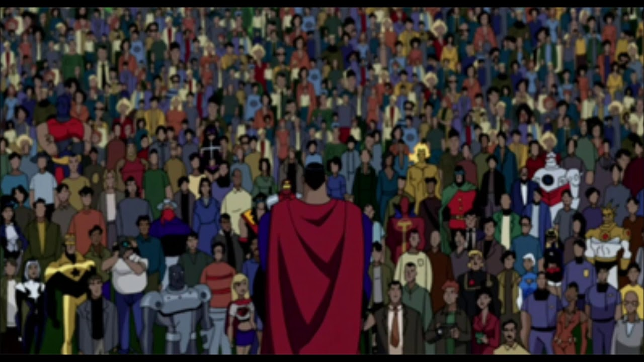Download Justice League Unlimited: Divided We Fall - Season 2 Episode 12 Review