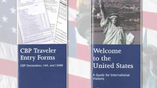 U.S. VISAS AND IMMIGRATION - INTERVIEW WITH CBP (CUSTOMS AND BORDER PROTECTION) Part 4