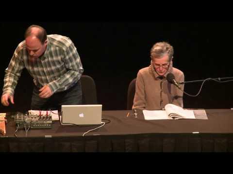 Free Verse: Susan Howe and David Grubbs