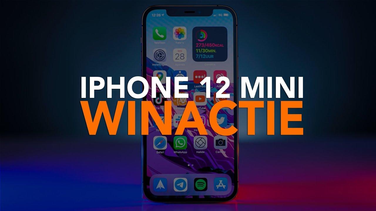 Win de iPhone 12 mini! iPhoned geeft de kleinste iPhone van het jaar weg!