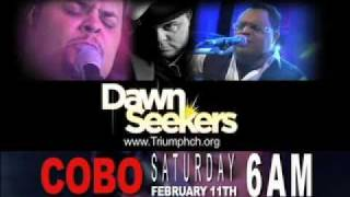 DAWN SEEKERS - February 11,2012 - COBO HALL (Detroit, Michigan)