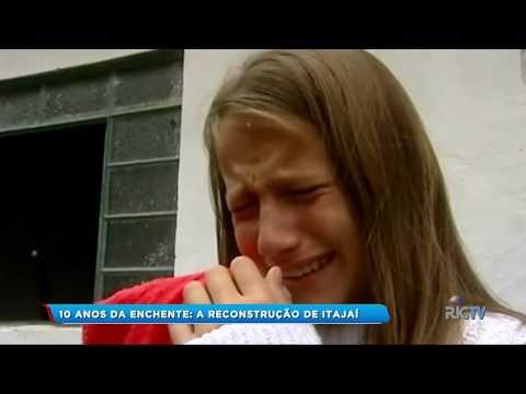 10 anos da enchente: a reconstrução de Itajaí