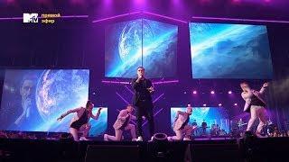 Дима Билан в live-шоу «MTV 20 лет», СК «Олимпийский», 27.09.2018