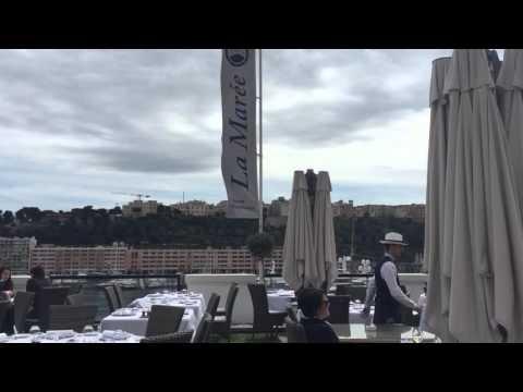 Brunch de Pâques au restaurant La Maree Monaco