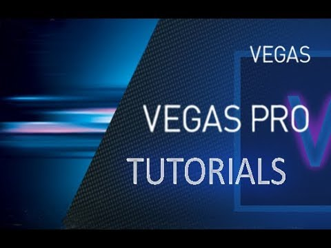 Vegas Pro 15 - Full Tutorial for Beginners [+ GIVEAWAY]  - COMPLETE