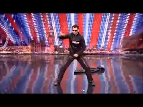 Армянский талант в Британии просто потресаюший!!!!!!