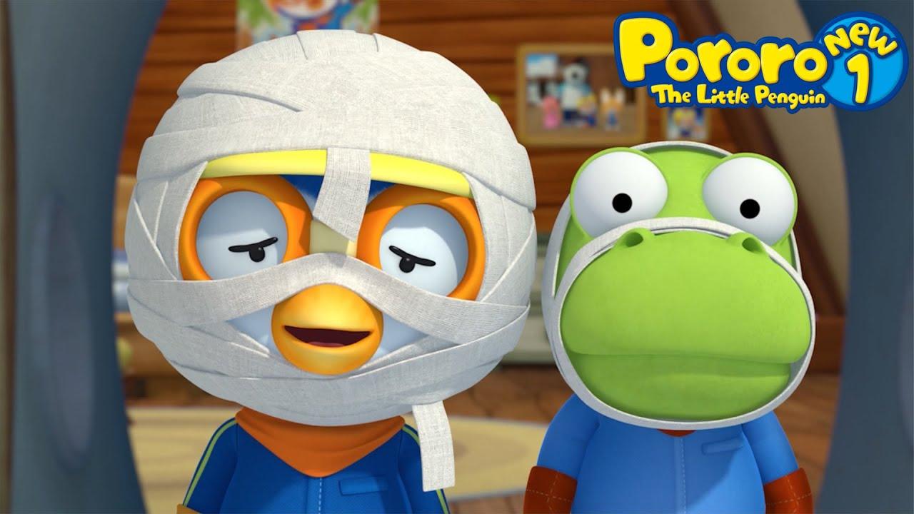 Don't Pretend to be Sick | Ep 06 | Pororo English Episodes | kids animation | Pororo New 1