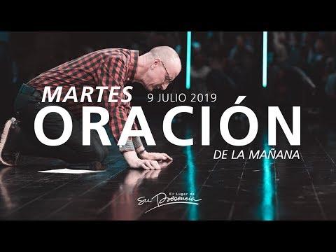 🔴 Oración de la mañana (Música Cristiana) - 9 Julio 2019 - Andrés Corson | Su Presencia