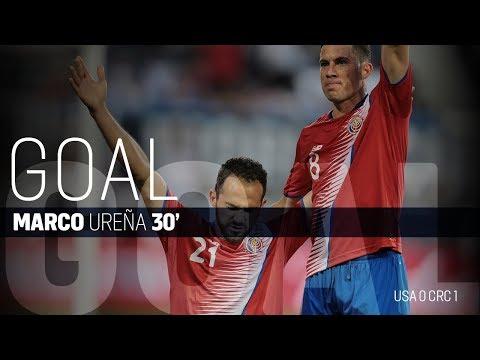 MNT vs. Costa Rica: Marco Ureña's Goal - Sept. 1, 2017