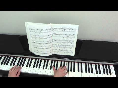 Бетховен «К Элизе» — играем на фортепиано