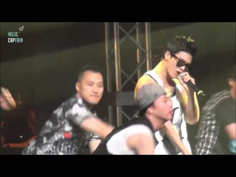 130715 Yokohama summer concert CAP solo stage
