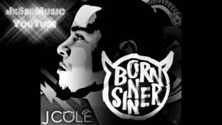 J.Cole - Love Song [ Born Sinner ] 2013 New Song