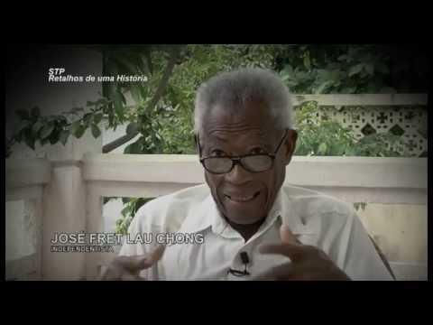 São Tomé e Príncipe   Retalhos de uma História