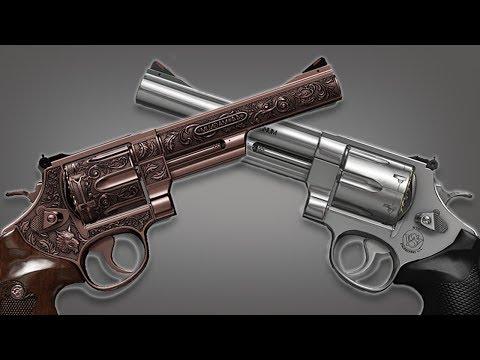 BS   SW629 & Katran (Chrome VS Engraved Bronze)