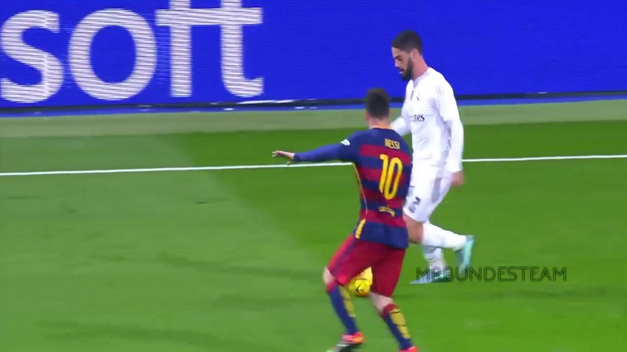 Download Real Madrid Players Humiliate Messi HD