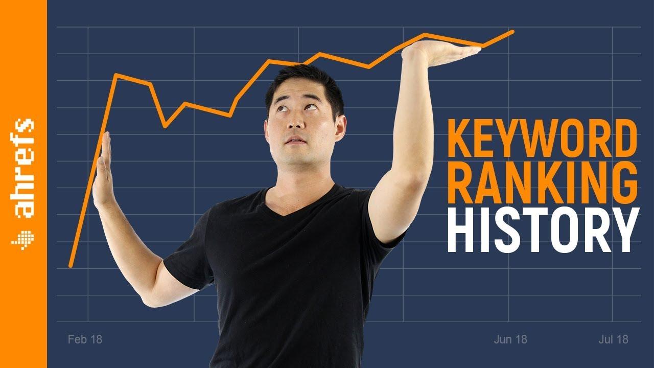 Analyze Google Ranking History For ANY Keyword (Ahrefs' Position History =  Unlocked)