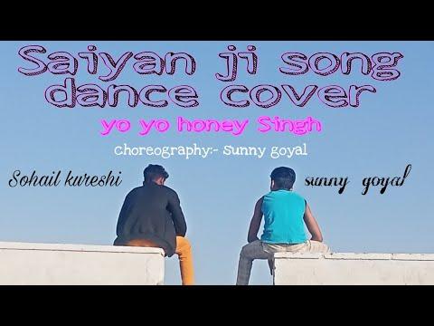 saiyaan-ji-song-dance-cover-choreography-sunny-►-yo-yo-honey-singh,-neha-kakkar|nushrratt-bharuccha