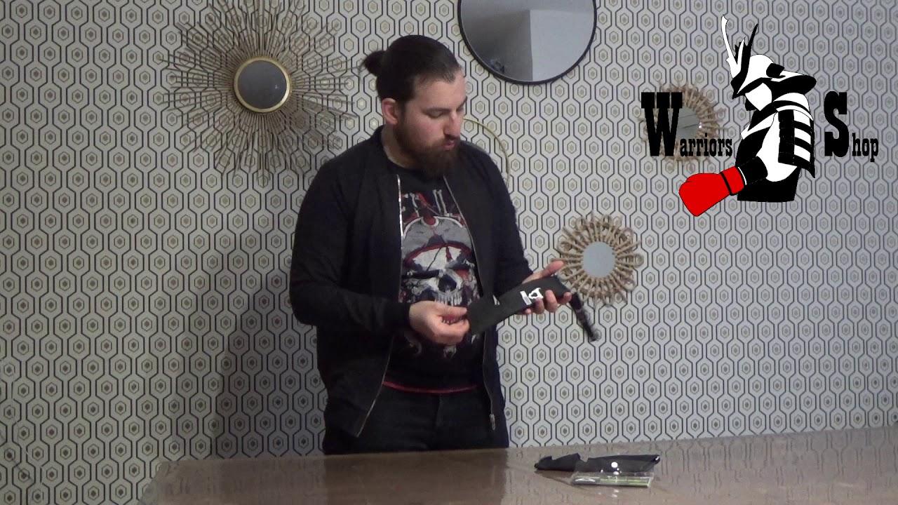 Download Unboxing - Chevillères Ringhorns Kontact - Warriors Shop - La Valette du Var
