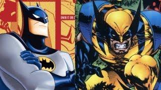The 5 Greatest Superhero Cartoons of All Time!