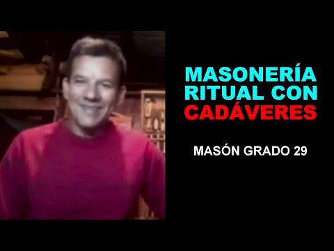 MASONERÍA - RITUAL CON CADÁVERES