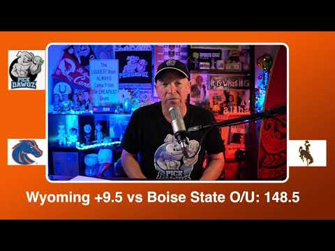 Wyoming vs Boise State 1/13/21 Free College Basketball Pick and Prediction CBB Betting Tips