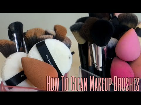 How To Clean Makeup Brushes, Beauty Benders, & Powder Puffs | Sigma Brush Cleaning Mat Demo/Review!