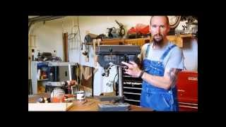 Drill  Press  Modification Woodworking
