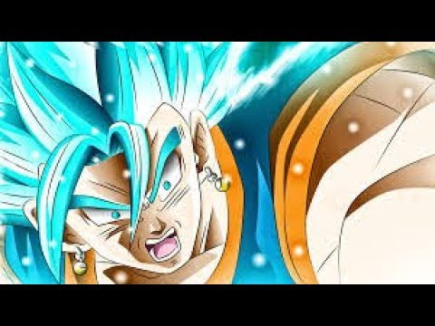 Vegito VS Merged Zamasu {Feed The Wolf}