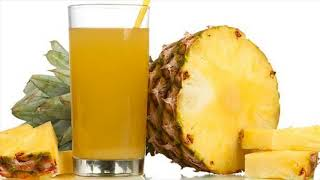 Effective Fruit Juice For Weight Loss Is Pineapple Juice- How To Prepare- Health Benefits