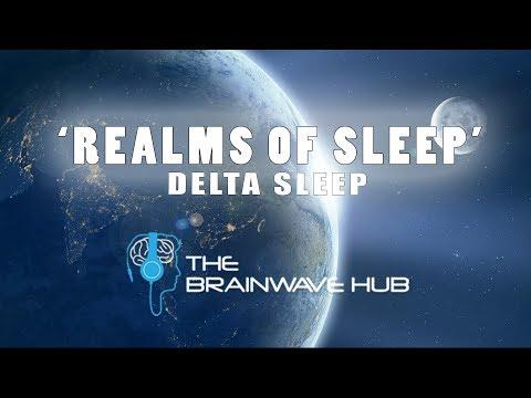 'Realms of Sleep' - Sleep Induction - Deep Sleep Music  (Isochronic Tones)