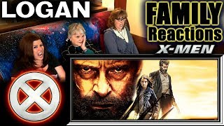 Logan | FAMILY Reactions