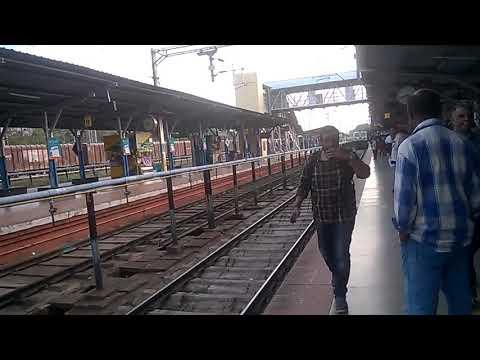 22610 Coimbatore Mangalore Intercity Express at Palakkad jn.