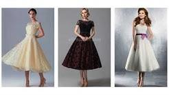 Top 100 Tea length dresses, tea length wedding dresses