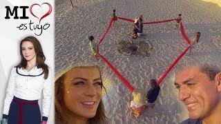 ¡Fernando le pide matrimonio a Ana! | Mi corazón es tuyo - Televisa