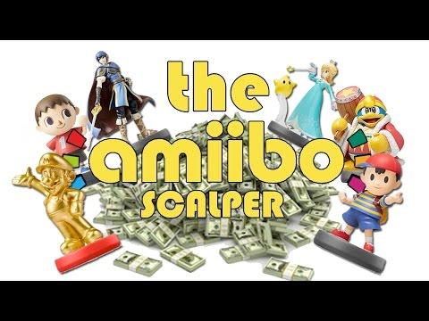 The Amiibo Scalper