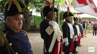Camargo se vuelca con el homenaje a Velarde en la celebración del Dos de Mayo