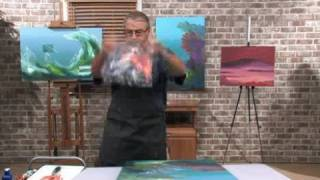 Free Art Lesson - Bob Rankin - Fiji Fish