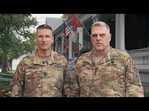 242nd Army Birthday Message