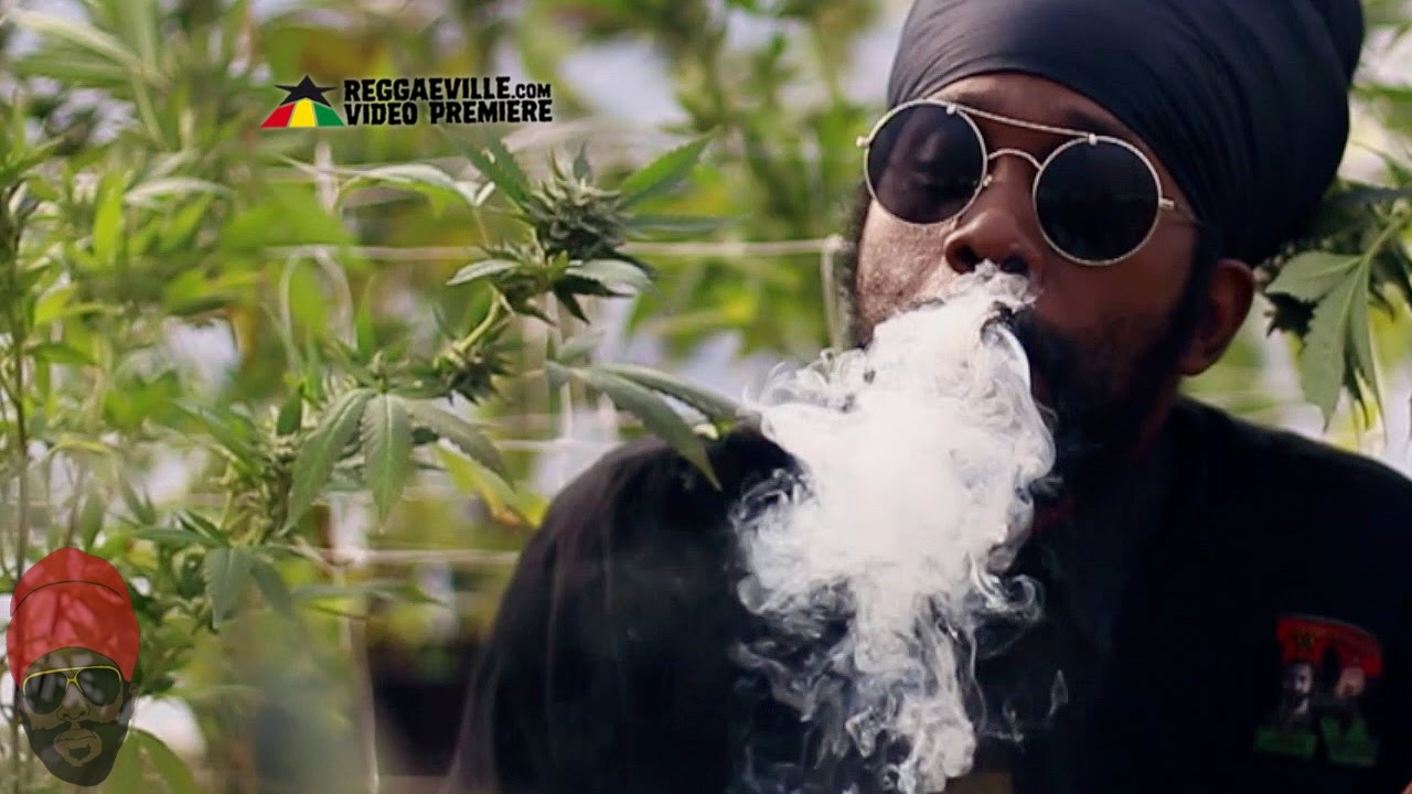 Ras Attitude - Marijuana (We Ah Bun) [Official Video 2016]